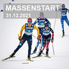 Bild: Coop FIS Tour de Ski   Massenstart