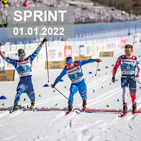 Bild: Coop FIS Tour de Ski   Sprint klassisch