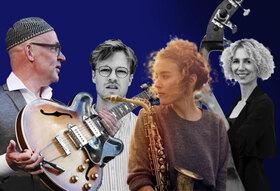 Bild: Hessisches Jazzpodium 2021 - Hessischer Jazzpreis 2021 - Festival Fr-So