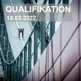 Bild: FIS Weltcup Skifliegen   Qualifikation