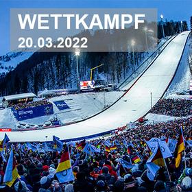 Bild: FIS Weltcup Skifliegen   Einzelwettkampf Sonntag