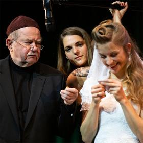Bild: Die Jüdin und der Kardinal