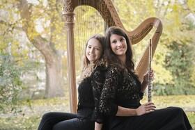 Bild: Elemente - Musik & Lyrik mit Harfe & Flöte