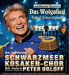 Bild: Peter Orloff und der Schwarzmeer Kosaken Chor