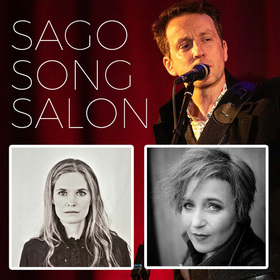 Bild: Sago Song Salon - mit Dota Kehr und Katharina Franck