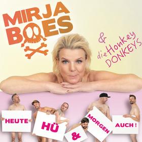 Bild: Mirja Boes & die Honkey Donkeys -