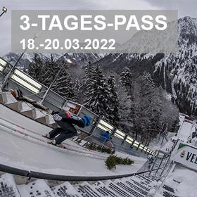 Bild: FIS Weltcup Skifliegen   3-Tages-Pass