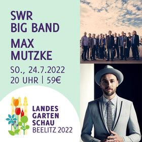 Bild: SWR Big Band & Max Mutzke mit