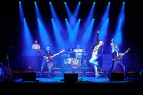 Bild: WE ROCK QUEEN in Concert - Best of Queen    The Show goes on!
