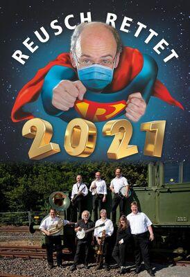 Bild: Reusch & Schräglage retten 2021 - Rückblick auf ein krankes Jahr