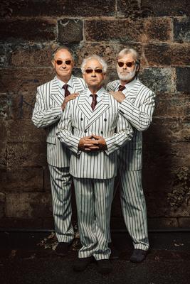 Bild: Zwinger-Trio Dresden - Aufgetaucht - Das Programm zum 40. Geburtstag