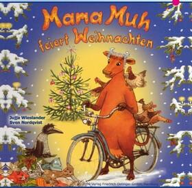 Bild: Mama Muh feiert Weihnachten - Bühne frei für die quirligste Kuh der Welt!