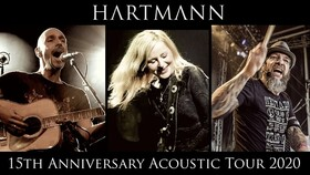 Bild: Oliver Hartmann - Hartmann 15 Pearls and Gems Acoustic Tour 2020