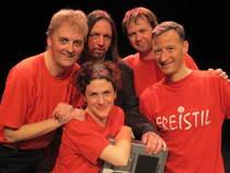 Bild: FREISTIL Geschenkgutschein - Nur gültig für FREISTIL Improtheater-Auftritte im E-Werk in Freiburg!