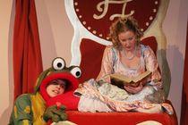 DER FROSCHKÖNIG - Theater für Kinder ab 5 Jahren