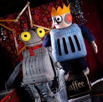 Ritter Rost feiert Weihnachten - Figurentheater für Kinder ab 3 Jahren