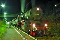 Dampf Eisenbahn