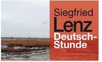 DEUTSCHSTUNDE - Schauspiel nach Siegfried Lenz mit Max Volker Martens u.a.