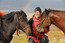 Günter Wamser Von Argentinien bis Alaska - Der Abenteuerreiter - 20 Jahre unterwegs mit Pferden