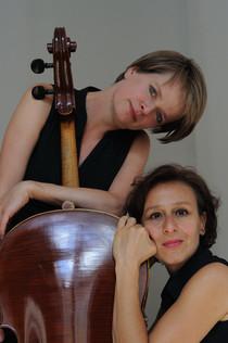 Etta Scollo - Neue CD Tempo al Tempo – mit der Cellistin Susanne Paul