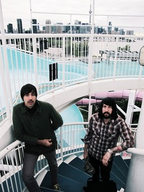 DEATH FROM ABOVE 1979 (CAN) - Support: DEMOB HAPPY (UK)