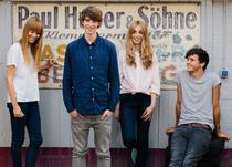 Tonbandgerät - WENN DAS FEUERWERK LANDET TOUR 2015