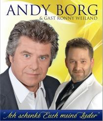 """Andy Borg u. Ronny Weiland - """"Ich schenke Euch meine Lieder"""""""