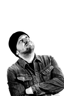 Bild: Jörg Degenkolb-Degerli - Einer lag im Kuckucksnest - Lese-Lay-Down-Tragedy nach den Tagebüchern von Björn Godeking