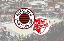 Bild: Dresdner SC - SC Potsdam