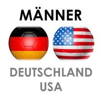 Bild: Deutschland - USA (Männer)