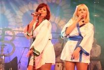 Bild: ABBA Review Show