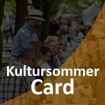 Bild: Kultursommer Card 2016
