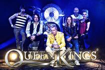 Bild: Propsteifestival 2016 - The Queen Kings & Support: Juke Box & Tabea