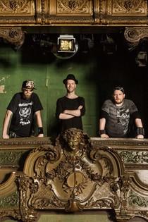 MICHAEL KREBS & die Pommesgabeln des Teufels - Album-Release-Tour