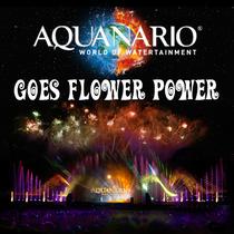 Bild: AQUANARIO GOES FLOWER POWER