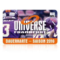 Bild: Dauerkarte Saison 2016