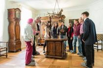 Bild: Palais Papius: Museumsführungen für Einzelreisende in Wetzlar 2016 - Führung durch die Sammlung Lemmers-Danforth