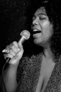 Bild: Live Jazz in der Galli Theater Lounge - Tracey Adele Cooper & Friends