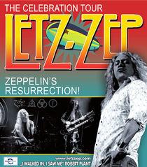 Bild: Letz Zep - Zeppelin's Resurrection