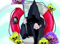 Bild: Der Tod - Death Comedy - HAPPY ENDSTATION - ein Last-Minute-Reiseführer