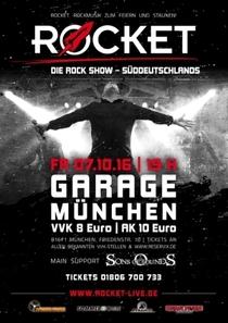 Bild: ROCKET - Die Rock Show - Süddeutschlands