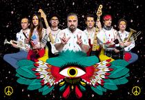 RUSSKAJA - PEACE, LOVE & RUSSIAN ROLL Tour 2016
