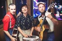 o-tone-session mit: MARINA & THE KATS - Swing, Swing, Swing mit der