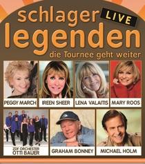 Bild: Schlagerlegenden LIVE auf Tournee - Orchester Otti Bauer präsentiert: