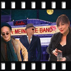 """Bild: Ulla Meinecke Band - """"Wir waren mit Dir bei Rigoletto, Boss"""""""