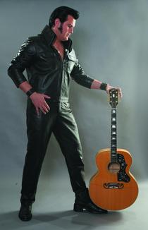 Bild: Rusty Las Vegas Show - Elvis Tribute to the King