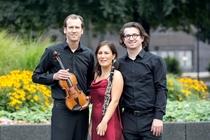 Bild: Wupper-Trio mit Gerald Friese