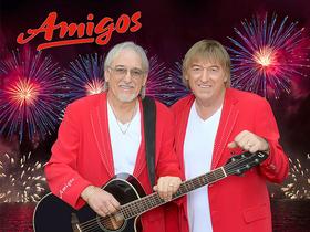 Bild: Die AMIGOS - Tour 2017 - Bühne 79650 - Die AMIGOS