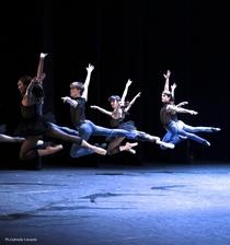 Bild: NRW Juniorcompany - 8. Hamelner Tanztheatertage