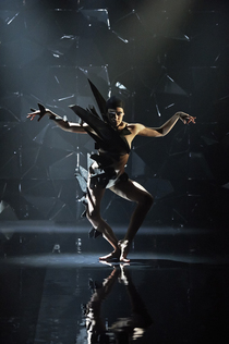 Bild: Black Diamond - Danish Dance Company - 8. Hamelner Tanztheatertage